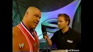 Интервю с Кърт Енгъл преди Summerslam - Wwe Heat 25.08.2002