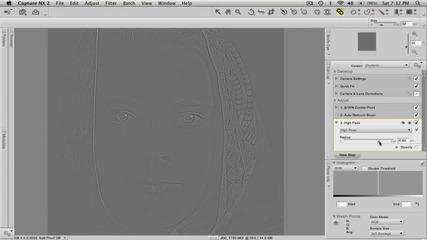 Capture Nx 2 Tutorial- Portrait Retouch