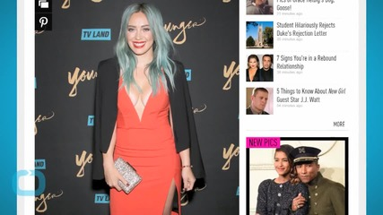 Hilary Duff ''Proud'' She Doesn't ''Have the Best Body''