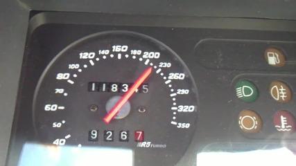 Renault 5 Turbo 600hp 0-340 km/h