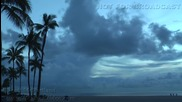 Time lapse - Гръмотевична буря в Форт Лодърдейл , Флорида