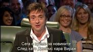 Top Gear / Топ Гиър - Сезон17 Епизод2 - с Бг субтитри - [част1/4]