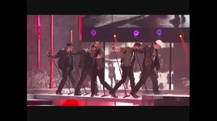 Backstreet Boys , Nkotb = Nkotbsb Ama Awards 21.11.2010
