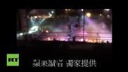 Дискотека в Тайван избухва в пламъци, над 500 ранени