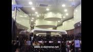 Окачени тавани от гипсокартон с сложни форми и фигури, скрито Led осветление, лунички - К - Екстрийм