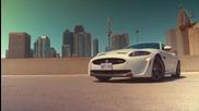 Jaguar Xkr-s Tribute