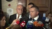 Обвинението: Цветанов е действал с умисъл