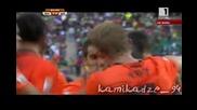Холандия с/у Дания 2 - 0