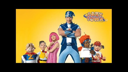 Lazy Town-spooky Song