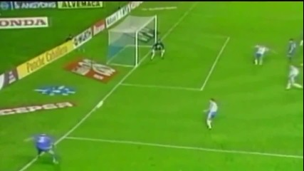 Невъзможен (преносно значение) гол на Roberto Carlos