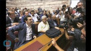 Greek Parliament Passes Austerity Bill Despite Dissent