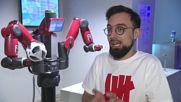 Russia: Bakster the Robot predicted Russia's win over Saudi Arabia