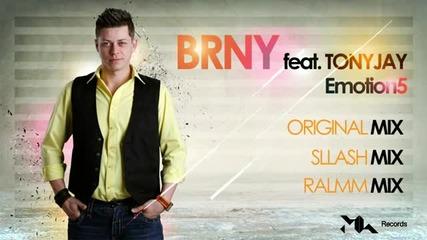 * Румънско * Brny feat Tonyjay - Emotion5 (radio Edit)