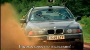 Top Gear S19 E6 The Great African Adventure (part 3) + Bg sub