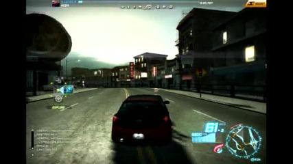 Need For Speed World - Загрявка