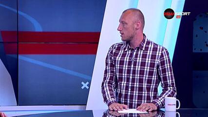Спасяването на Георги Георгиев срещу Локо Пловдив