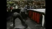 Wwf Raw 15/02/1999 - The Rock Vs Mankind Ladder match