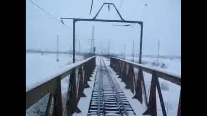 Зимна Разходка С Влакче ;)