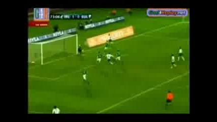 Ireland Vs. Bulgaria 1 - 1 28.03.2009