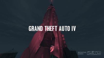 gta Iv stunts crashes