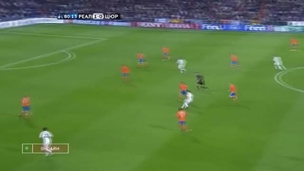 Ronaldo Vs Zurih