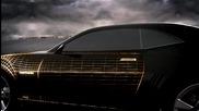 Ford Shelby vs. Camaro - 3d анимация