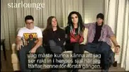 Msn Starlounge Video - Tokio Hotel Interview