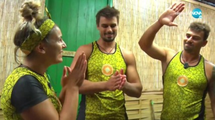 Игри на волята: България (11.11.2019) - част 4: Траките печелят игри, а славяните - прителства!