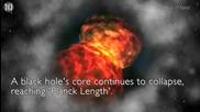 10 Невероятни Факта за Черните дупки