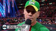 John Cena is coming to SmackDown for Roman Reigns: WWE Now, July 23, 2021