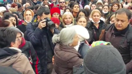 Turkey: Clashes erupt at protest against construction of gold mine