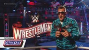 Rob Gronkowski fires up the WrestleMania party: WrestleMania 36 (WWE Network Exclusive)