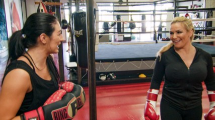 Who does Natalya imagine she's punching?: Total Divas Bonus Clip, Oct. 15, 2019
