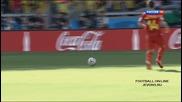 Белгия - Алжир 2:1 |17.06.2014| Световно първенство по футбол Бразилия 2014