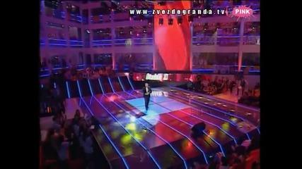 Stefan Živković - Med i slatko grožđe (Zvezde Granda 2010_2011 - Emisija 21 - 26.02.2011)