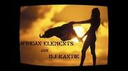 Dj Kantik - African Elements (orginal Product) 2010 Club Mix Hits Best Music New