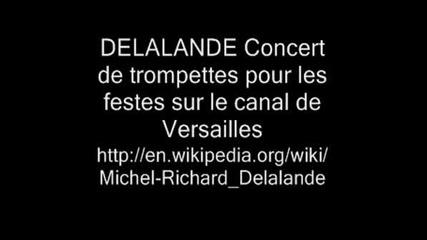 Delalande Concert De Trompettes 3