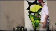 Graffiti Character Rush - Siren Crew!