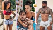 Кристиан Кирилов и Джулия - за пореден път го доказаха: Те са най-фит семейството сред звездите