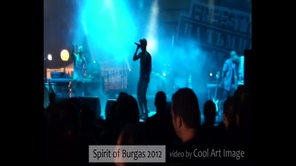 Dee - Hell for a hustla (live at Spirit of Burgas 2012)