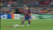 Xavi Hernandez - 2009/2010 - Skills