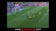 Барселона - Виляреал 3:3 Супер Гол На Кейта