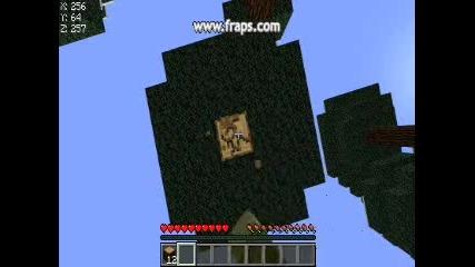 Minecraft sarvaivar enti Ep: 1