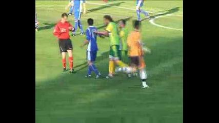 Свиленград 1921 - Дунав Русе 1:0 Красив гол