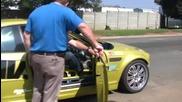 Dewald дискове Mikes E46 M3 Turbo - Youtube.mp4