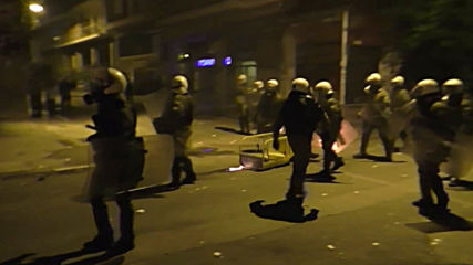 Greece: Riots at march marking teen's police murder anniversary