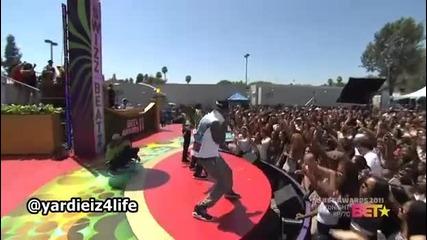 Swizz Beatz feat Eve – Everyday ( Coolin ) Bet Awards 2011 Pre - Show