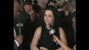 Grammy Awards 2008 - Evanescence Interview