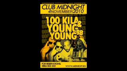 04.11 В.търново - клуб Midnight - 100 Kila + Young Bb Young - Live