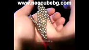 Неокуб (neocube) фигури от триъгълници 2